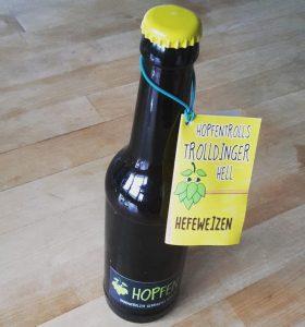 Hopfentroll Flasche